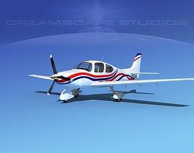3D Cirrus SR22 V11