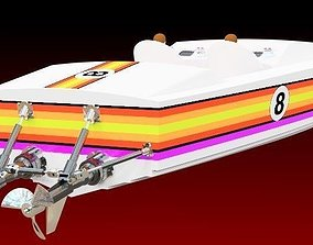 Offshore Powerboat 3D
