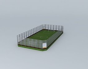 3D model DDM Trinec Playground