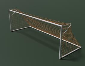 goal Soccer Goal 3D model