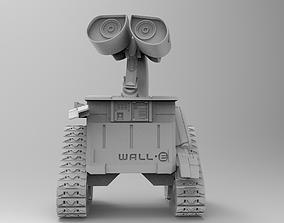 figurines 3D printable model WALL-E