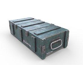 Ammo Crate - 03 3D model