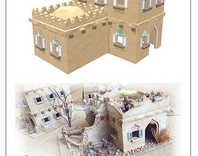 modular arabic building set 2 -stl file- 3D print model