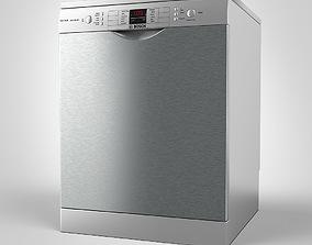 Bosch Freestanding Dishwasher 3D