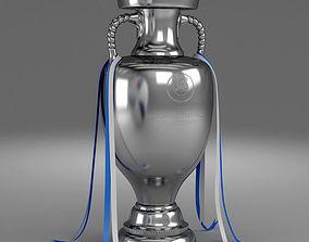 3d Model of UEFA 2016 European Championship