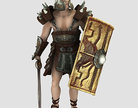 Spartacus for Unity 3D model