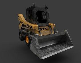 Working Machine 3D model
