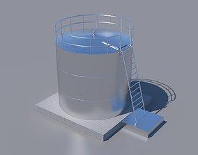 3D Water tank business