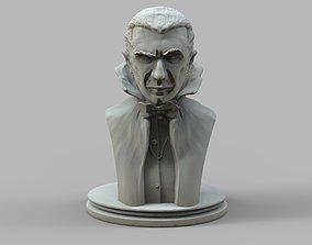 Classic Vampire Series Bela Lugosi as 3D print model