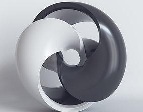 3D model knots