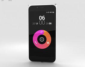 Obi Worldphone MV1 White 3D