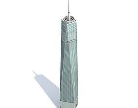 3D 1 World Trade Center