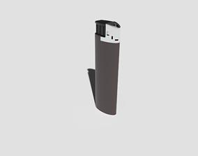 Cigarette Lighter 3D