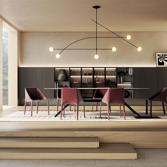 Poliform Dining Room