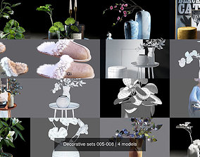 3D Decorative sets 005-008