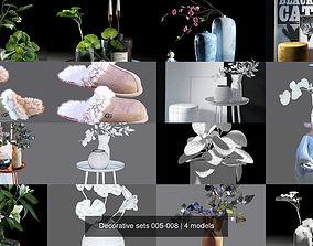 3D Decorative sets 005-008