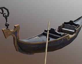 3D asset Gondola