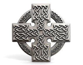 Celtic cross 5 CNC 3D printable model