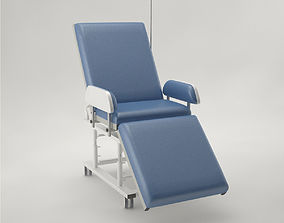Pro - Day Care Couch medical chair 3D model