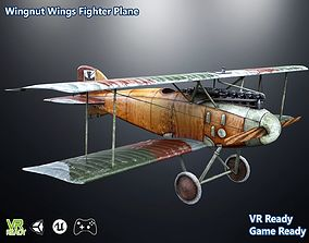 Wingnut Wings Fighter Plane Optimized 3D model