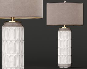 3D model UTTERMOST Athilda Table Lamp