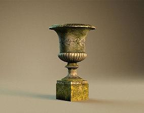 3D asset Decorative vase