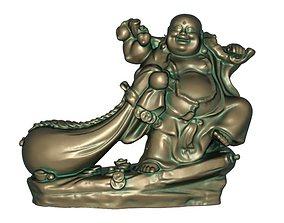 Maitreya statue 3D print model