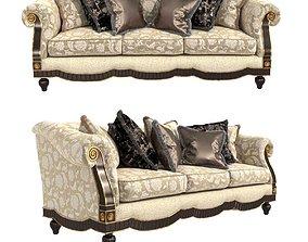 3D Fogazzaro sofa by ANGELO CAPPELLINI