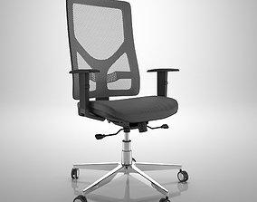 3D model Ergonomic Office Chair Koko Net