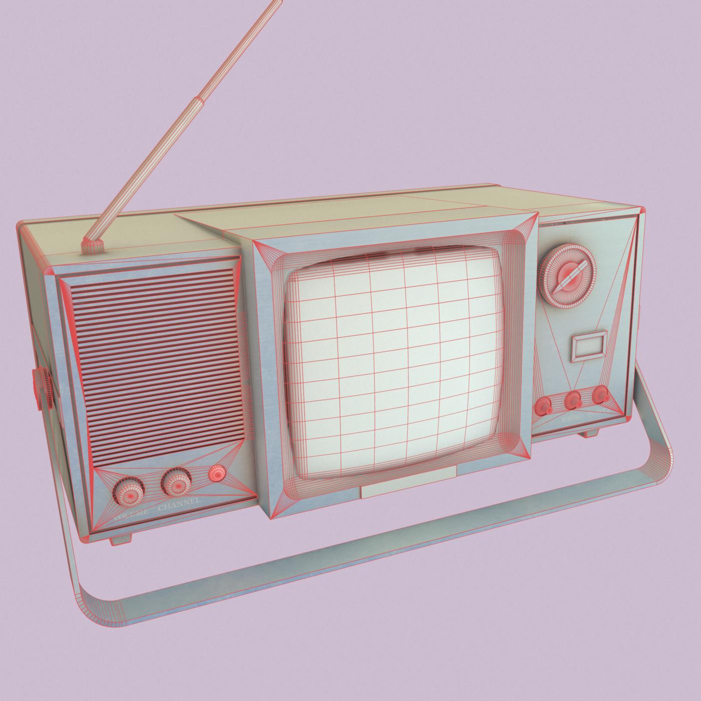 TV-Radio SONY