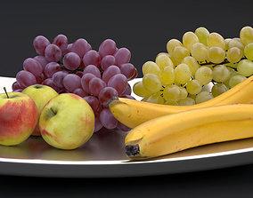 Fruit Bowl Volume 1 3D model