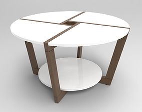 3D COFFEE TABLE R90CM