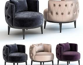 3D living The Sofa and Chair Co - Oscar Armchair
