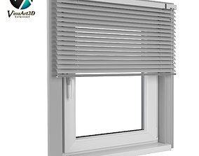 3D shade with window