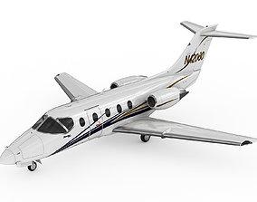 3D model Hawker 400XP