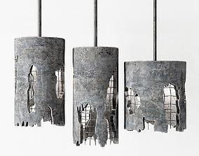 Concrete light 3D model