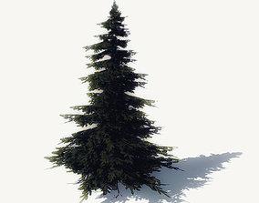 FREE Pine Trees Sample Model game-ready