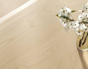 Maple wood veneer texture 3D model