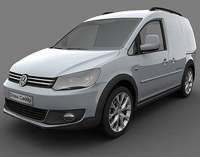 Volkswagen Cross Caddy Kasten 2013 3D