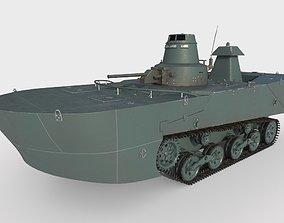 Type 2 Ka-Mi Pantons 3D
