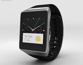 Samsung Gear Live Black 3D model