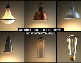 3D INDUSTRIAL LIGHTS collection vol 3