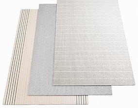 3D model new FABULA LIVING Carpet for variations 39