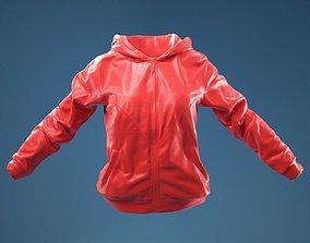 Hoodie Jacket 3D model