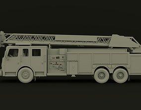 3D Firetruck RM CObra