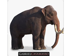 Columbian Mammoth - Mammuthus Columbi 3D