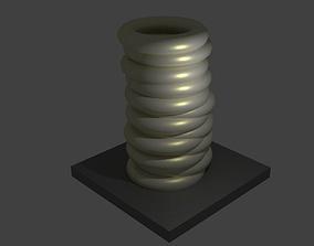 3D printable model Ring Vase