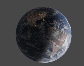 3D photorealistic earth