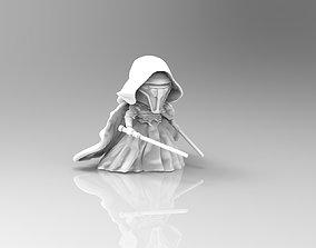 3D print model Chibi Ancient Knight