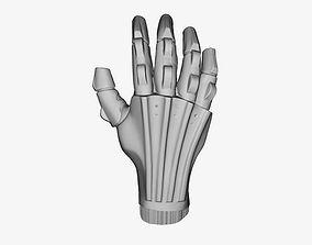 C-3PO Hand 3D scan